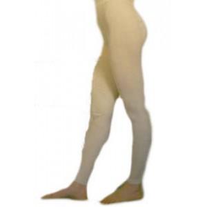 Leggings  en coton écru  - Sous vêtement bio