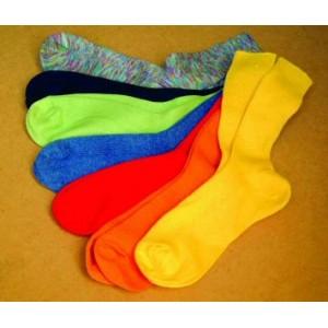 Socquettes confort enfant coton biologique, belles couleurs