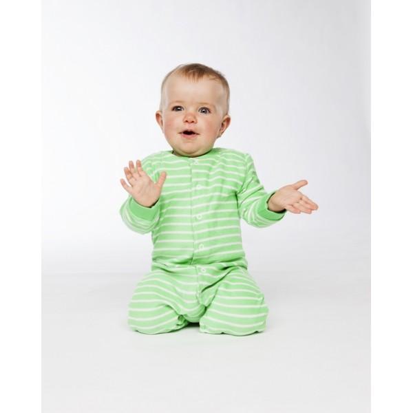 pyjama grenouilli re ray coton biologique v tement b b bio. Black Bedroom Furniture Sets. Home Design Ideas