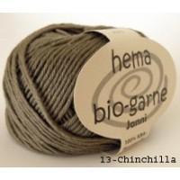 Fil à tricoter coton biologique