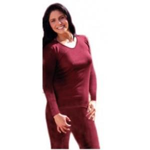 Caleçon long - legging  laine bio et soie