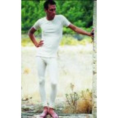 Caleçon long homme coton bio